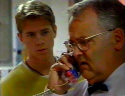 Lance Wilkinson, Harold Bishop in Neighbours Episode 3113