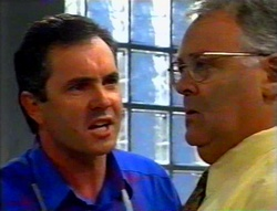 Karl Kennedy, Harold Bishop in Neighbours Episode 3113
