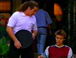 Toadie Rebecchi, Billy Kennedy in Neighbours Episode 3115