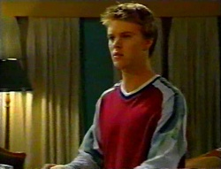 Billy Kennedy in Neighbours Episode 3115