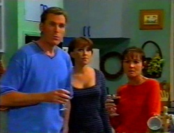Kim Howard, Libby Kennedy, Susan Kennedy in Neighbours Episode 3115