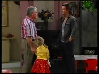 Lou Carpenter, Louise Carpenter (Lolly), Drew Kirk in Neighbours Episode 3141