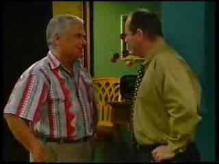 Lou Carpenter, Philip Martin in Neighbours Episode 3141