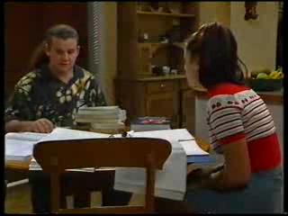 Toadie Rebecchi, Sarah Beaumont in Neighbours Episode 3141