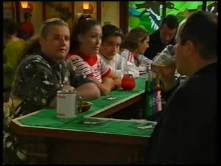 Toadie Rebecchi, Sarah Beaumont, Drew Kirk, Joel Samuels, Alex Fenton, Philip Martin in Neighbours Episode 3141