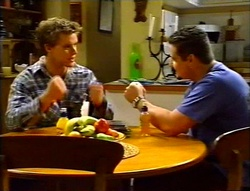 Billy Kennedy, Toadie Rebecchi in Neighbours Episode 3414