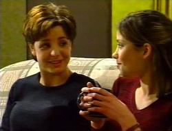 Hannah Martin, Anne Wilkinson in Neighbours Episode 3414