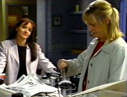 Susan Kennedy, Ruth Wilkinson in Neighbours Episode 3414