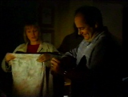 Ruth Wilkinson, Philip Martin in Neighbours Episode 3414