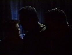 Billy Kennedy, Karl Kennedy, Toadie Rebecchi in Neighbours Episode 3415