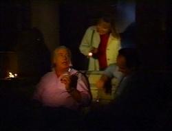 Lou Carpenter, Ruth Wilkinson, Philip Martin in Neighbours Episode 3415