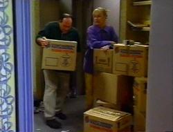 Philip Martin, Ruth Wilkinson in Neighbours Episode 3415
