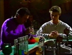 Karl Kennedy, Billy Kennedy in Neighbours Episode 3415