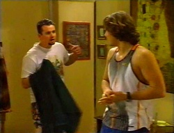 Toadie Rebecchi, Joel Samuels in Neighbours Episode 3416