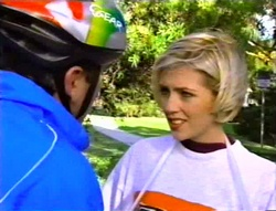 Karl Kennedy, Amy Greenwood in Neighbours Episode 3420
