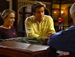 Libby Kennedy, Drew Kirk in Neighbours Episode 3420