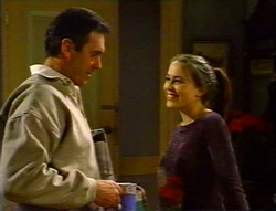 Karl Kennedy, Libby Kennedy in Neighbours Episode 3420
