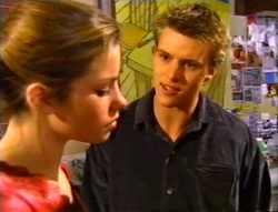 Anne Wilkinson, Billy Kennedy in Neighbours Episode 3420