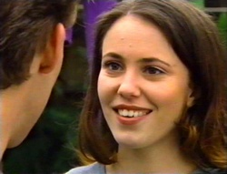Billy Kennedy, Libby Kennedy in Neighbours Episode 3420