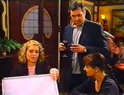 Tess Bell, Karl Kennedy, Susan Kennedy in Neighbours Episode 3441