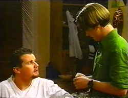 Toadie Rebecchi, Tad Reeves in Neighbours Episode 3441