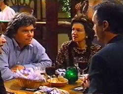 Susan Kennedy, Joe Scully, Lyn Scully, Karl Kennedy in Neighbours Episode 3441