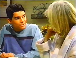 Paul McClain, Madge Bishop in Neighbours Episode 3441