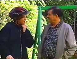 Tad Reeves, Barry Reeves in Neighbours Episode 3441