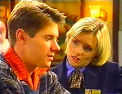 Lance Wilkinson, Amy Greenwood in Neighbours Episode 3442
