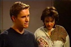 Dan Fitzgerald, Lyn Scully in Neighbours Episode 3613