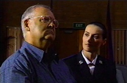 Harold Bishop, Kate Roswell in Neighbours Episode 3739