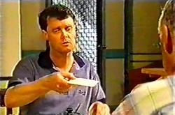Lindsay Hall, Harold Bishop in Neighbours Episode 3742