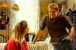 Felicity Scully, Joel Samuels in Neighbours Episode 3742