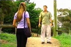 Felicity Scully, Joel Samuels in Neighbours Episode 3743