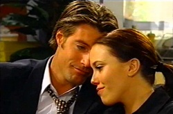 Drew Kirk, Libby Kennedy in Neighbours Episode 3745