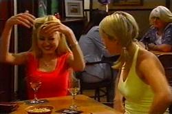 Dee Bliss, Tess Bell in Neighbours Episode 3746