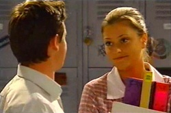 Tad Reeves, Felicity Scully in Neighbours Episode 3747