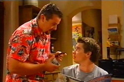 Toadie Rebecchi, Tad Reeves in Neighbours Episode 3748