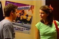 Tad Reeves, Jess Fielding in Neighbours Episode 3748