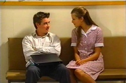 Tad Reeves, Felicity Scully in Neighbours Episode 3748