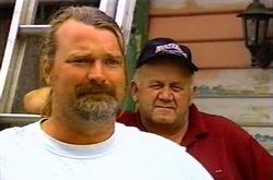 Bill Ferris, Tom Hendley in Neighbours Episode 3748