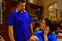 Toadie Rebecchi, Jess Fielding in Neighbours Episode 3748
