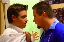 Tad Reeves, Toadie Rebecchi in Neighbours Episode 3748