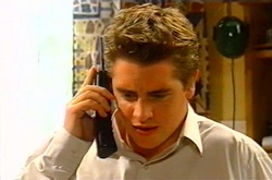 Tad Reeves in Neighbours Episode 3748