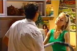 Matt Hancock, Dee Bliss in Neighbours Episode 3750