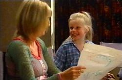 Maggie Hancock, Emily Hancock in Neighbours Episode 3750
