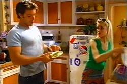Drew Kirk, Dee Bliss in Neighbours Episode 3750