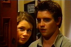 Jess Fielding, Tad Reeves in Neighbours Episode 3751