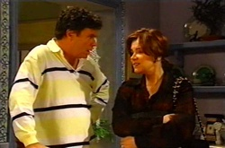 Joe Scully, Lyn Scully in Neighbours Episode 3752