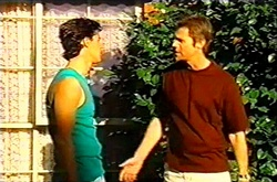 Matt Hancock, Evan Hancock in Neighbours Episode 3753